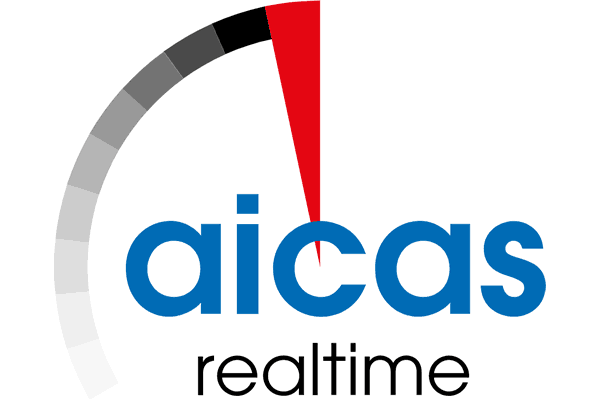 Aicas Realtime Logo Vector PNG