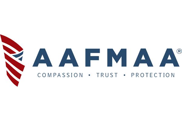 AAFMAA Logo Vector PNG