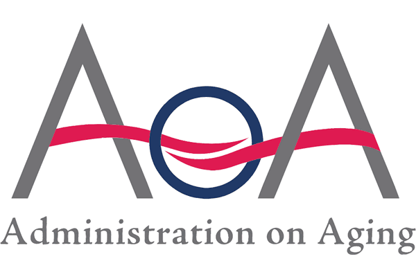 Administration on Aging (AOA) Logo Vector PNG