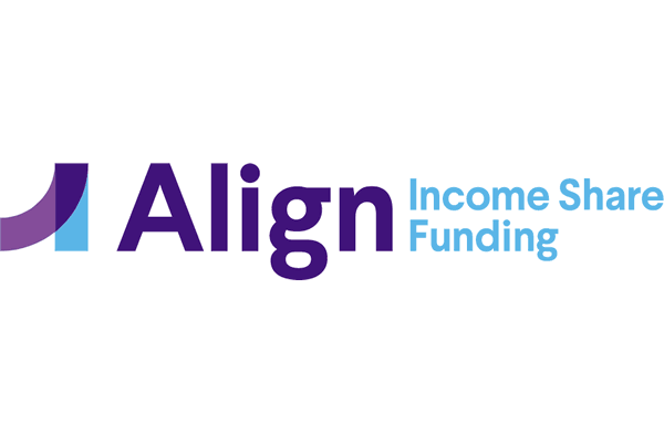 Align Income Share Funding Logo Vector PNG