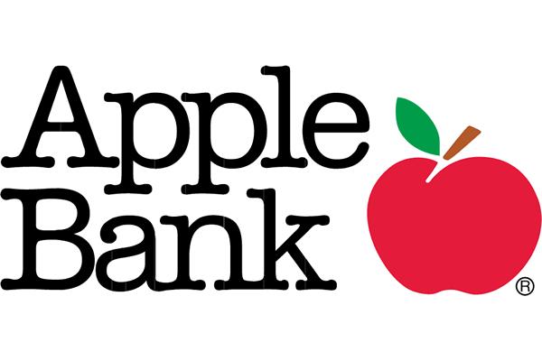 Apple Bank Logo Vector PNG