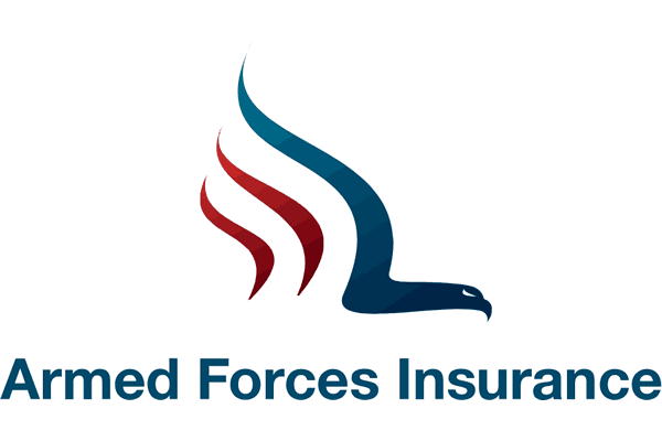 Armed Forces Insurance Logo Vector PNG