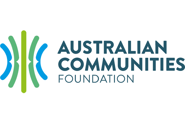 Australian Communities Foundation (ACF) Logo Vector PNG