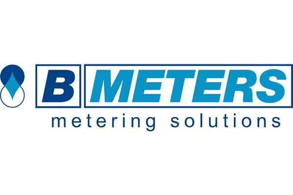 B METERS Logo Vector PNG