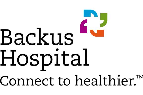 Backus Hospital Logo Vector PNG