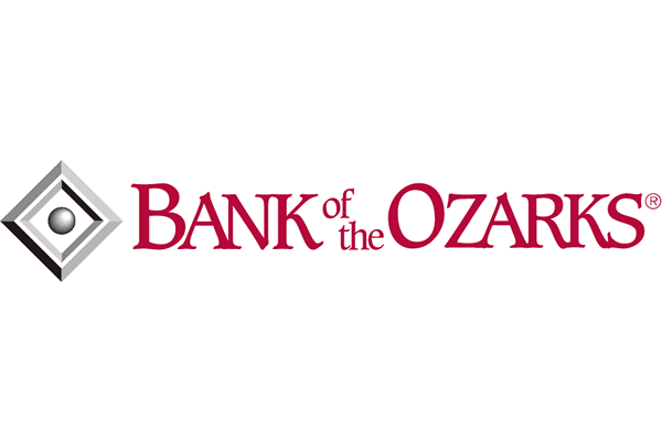 Bank of the Ozarks Logo Vector PNG