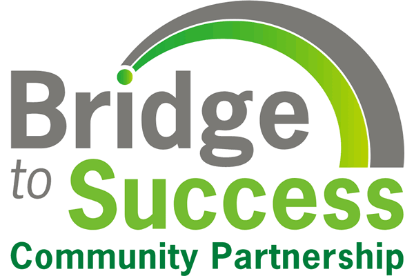 Bridge to Success Logo Vector PNG
