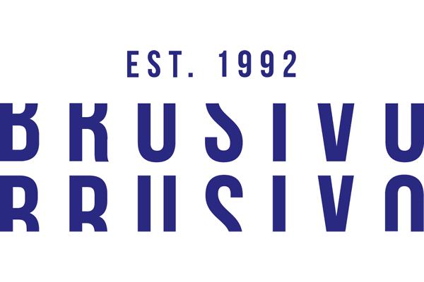 BRUSIVO Logo Vector PNG