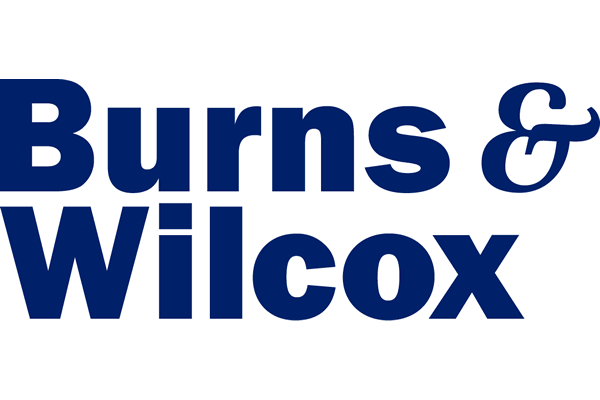 Burns & Wilcox Logo Vector PNG