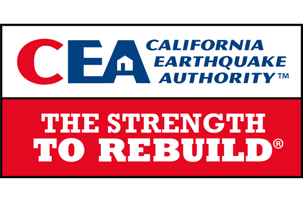 California Earthquake Authority (CEA) Logo Vector PNG