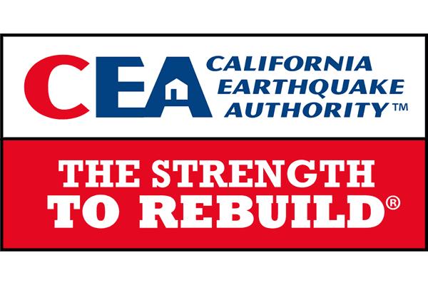 California Earthquake Authority (CEA) Logo Vector PNG