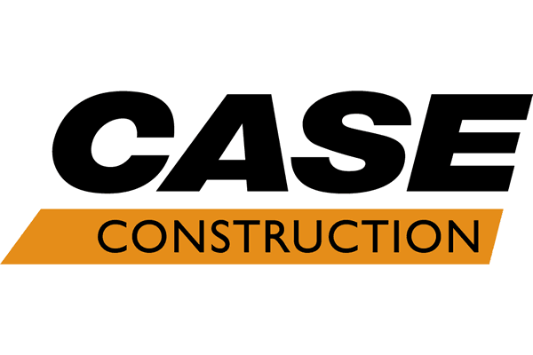 Case Construction Logo Vector PNG