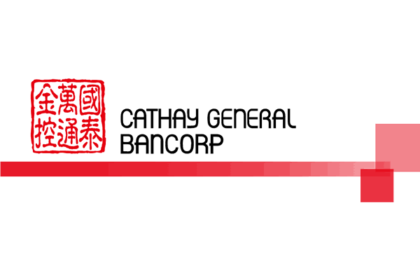 Cathay Bank 國泰銀行 Logo Vector PNG