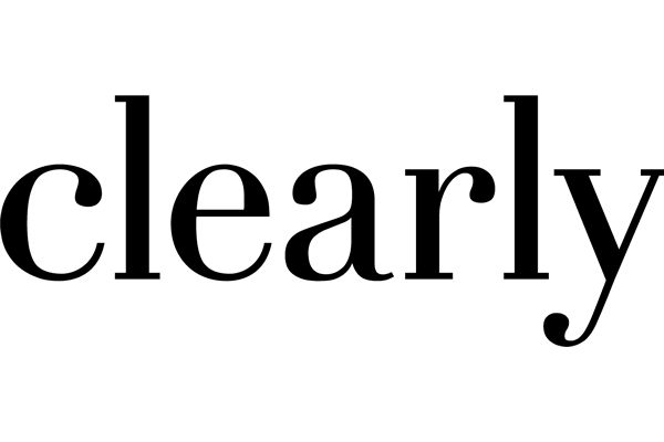 Clearly Logo Vector PNG
