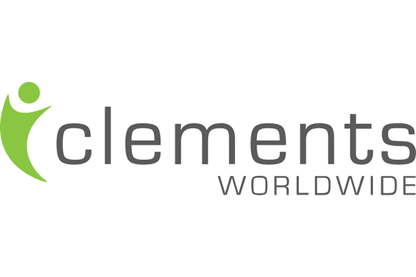 Clements Worldwide Logo Vector PNG