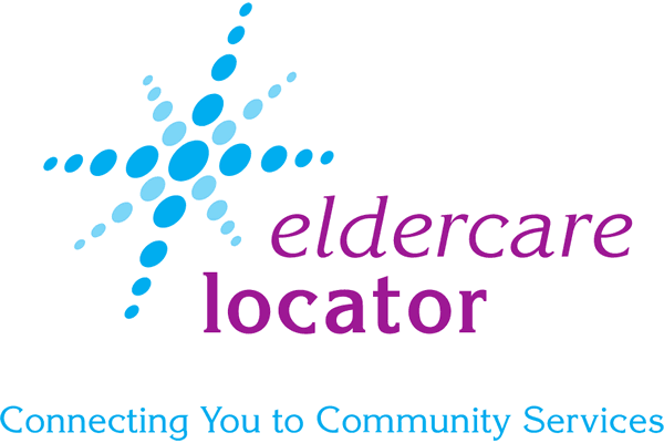 Eldercare Locator Logo Vector PNG