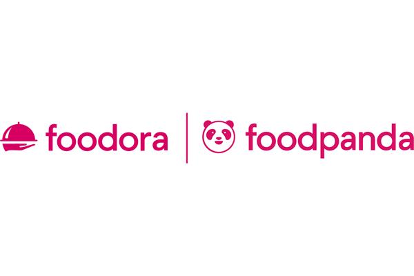 Foodora Foodpanda Logo Vector PNG