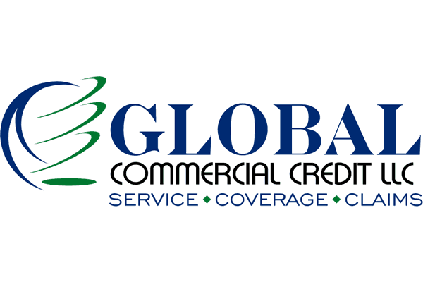 Global Commercial Credit Logo Vector PNG