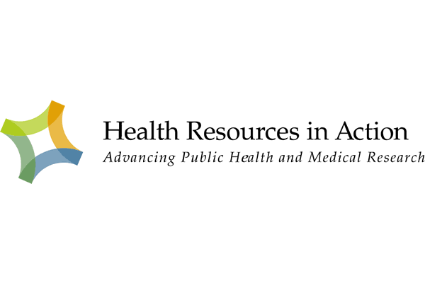 Health Resources in Action Logo Vector PNG