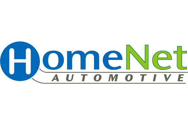 HomeNet Automotive Logo Vector PNG