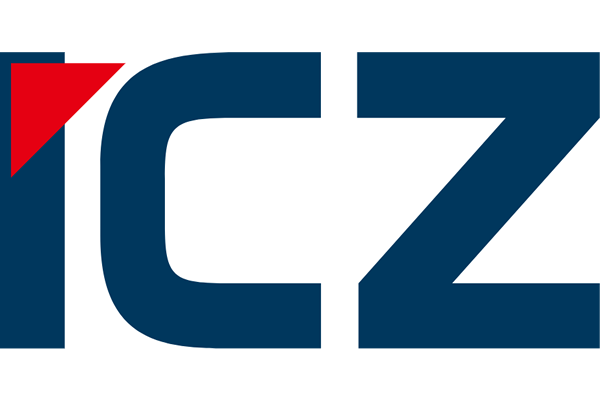 ICZ Group Logo Vector PNG