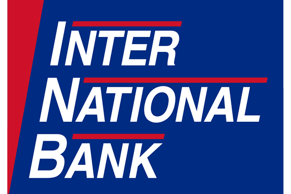 Inter National Bank (INB) Logo Vector PNG