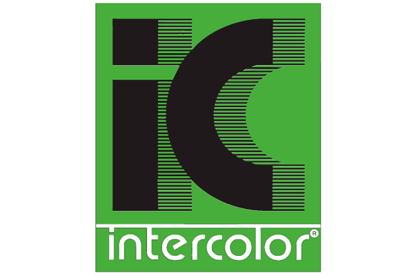 Intercolor Logo Vector PNG