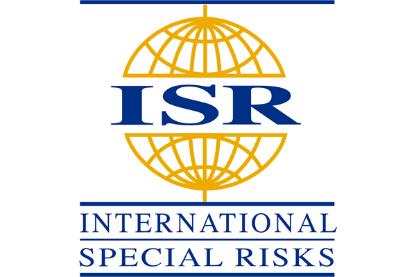 International Special Risks (ISR) Logo Vector PNG