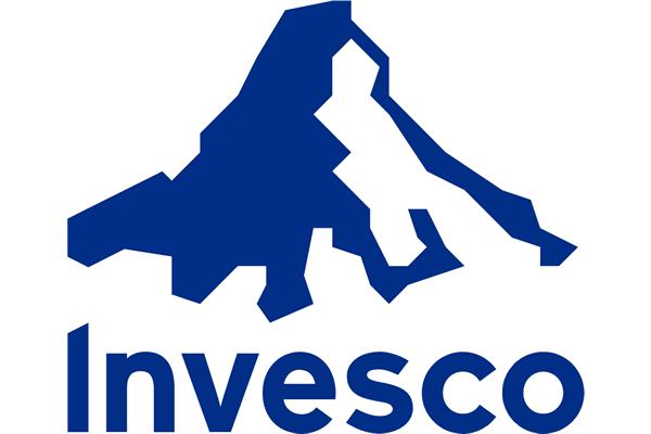 Invesco Logo Vector PNG