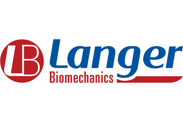 Langer Biomechanics Logo Vector PNG