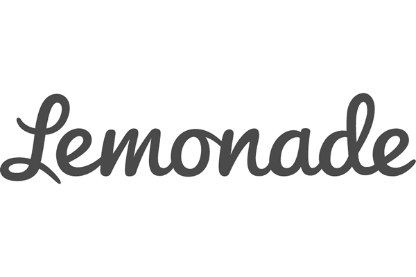 Lemonade Insurance Logo Vector PNG