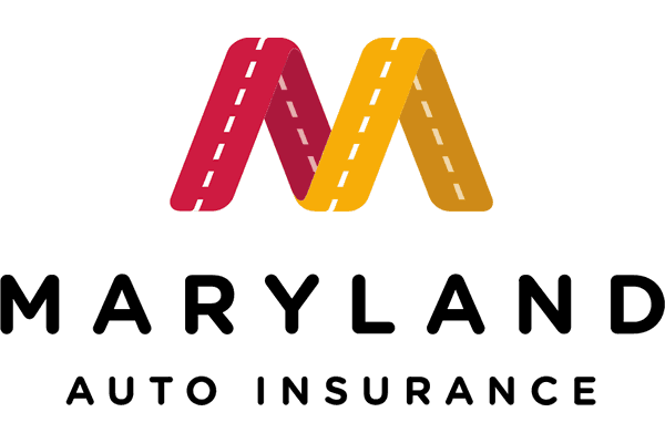 Maryland Auto Insurance Logo Vector PNG