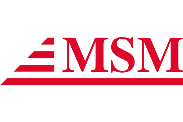 MSM Group Logo Vector PNG