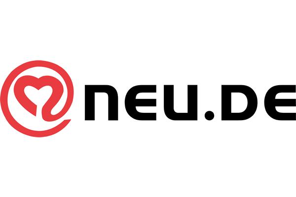 NEU.DE Logo Vector PNG