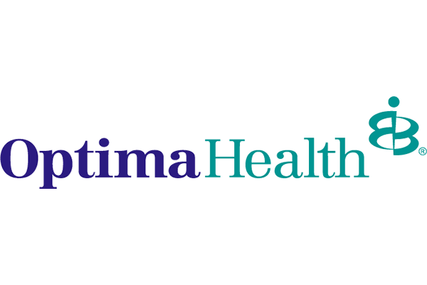 Optima Health Logo Vector PNG