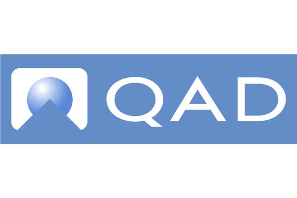 QAD Inc Logo Vector PNG