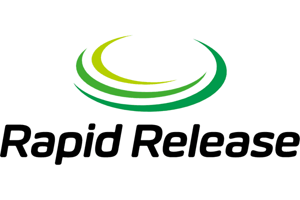 Rapid Release Logo Vector PNG