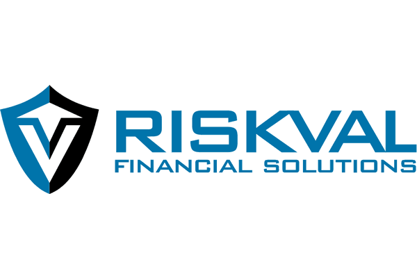 RiskVal Financial Solutions Logo Vector PNG