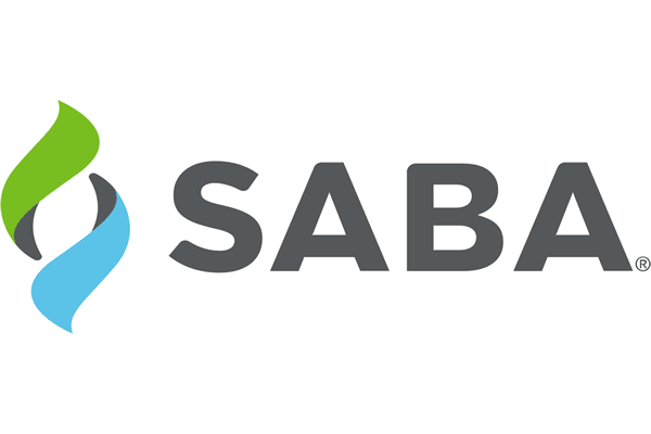 Saba Software Logo Vector PNG