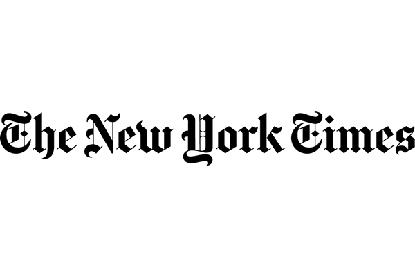 The New York Times Logo Vector PNG