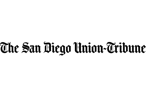 The San Diego Union-Tribune Logo Vector PNG