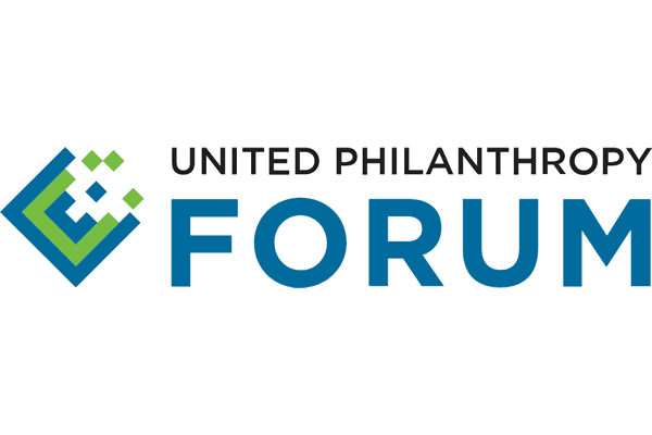 United Philanthropy Forum Logo Vector PNG