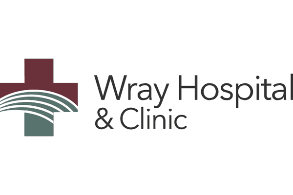 Wray Hospital & Clinic Logo Vector PNG