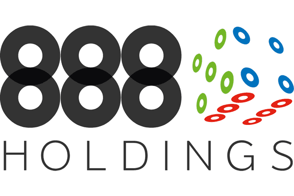 888 Holdings Logo Vector PNG