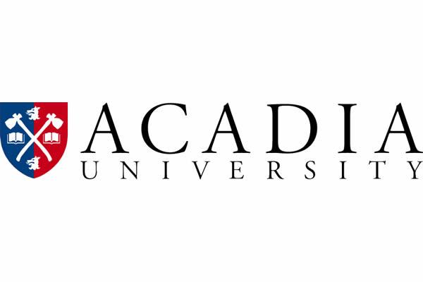 ACADIA University Logo Vector PNG