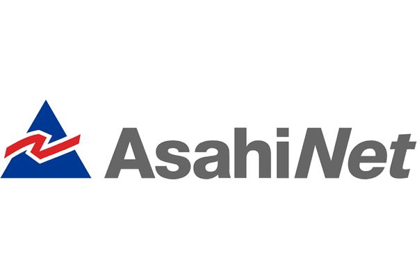 Asahi Net Logo Vector PNG