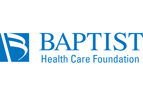 Baptist Health Care Foundation Logo Vector PNG