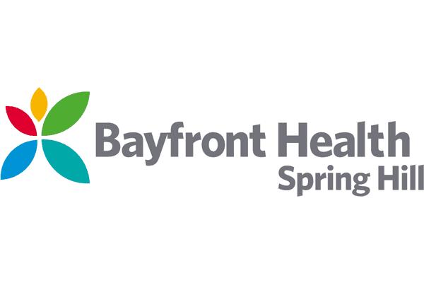Bayfront Health Spring Hill Logo Vector PNG