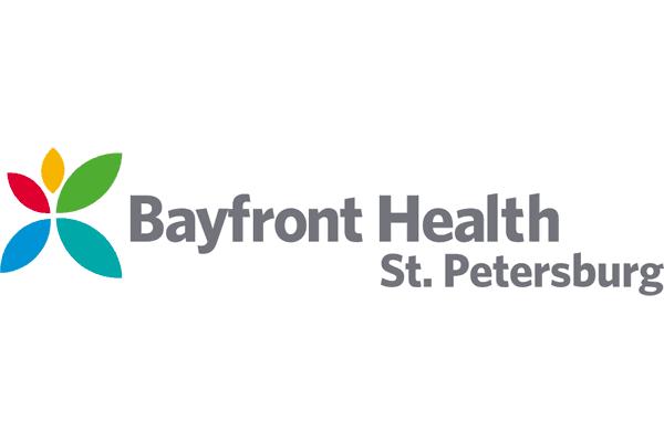Bayfront Health St. Petersburg Logo Vector PNG