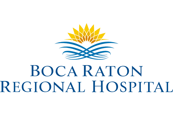 Boca Raton Regional Hospital Logo Vector PNG